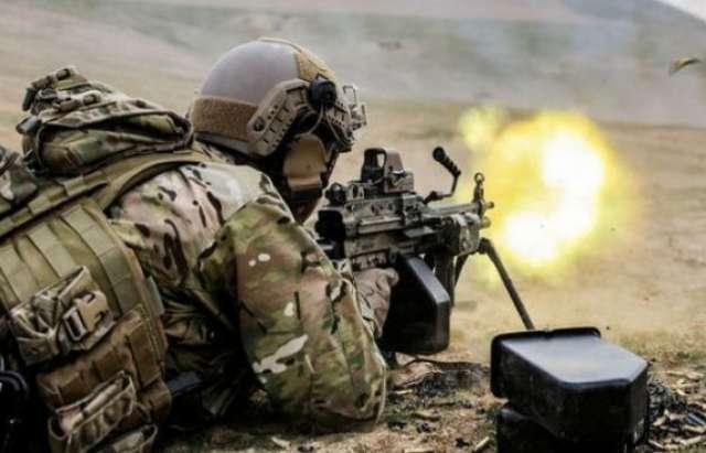 Verteidigungsministerium:   Schießereigeht an der armenisch-aserbaidschanischen Grenze weiter