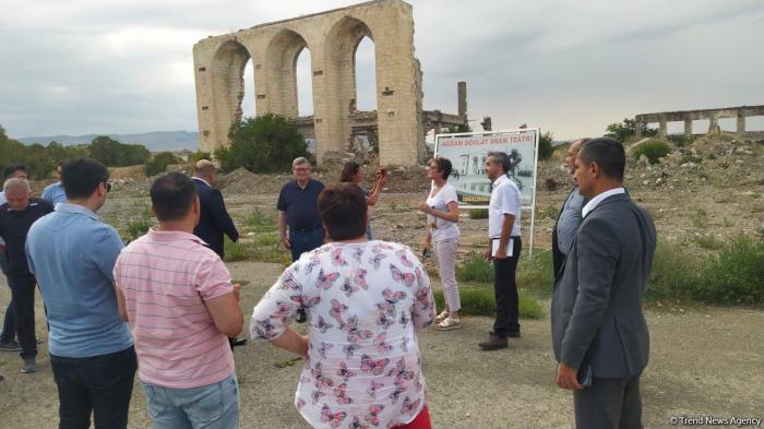 Französische Abgeordnete sind besorgt über das, was sie in befreiten aserbaidschanischen Ländern gesehen haben