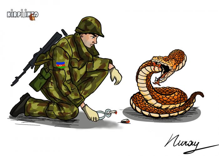 """Fehlende """"Kriegsethik"""":   Armenien verliert seine letzte Chance, seine Würde wiederzuerlangen"""