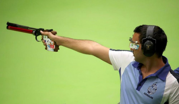 Azerbaijani shooter joins quest for medals at 2020 Tokyo Olympics