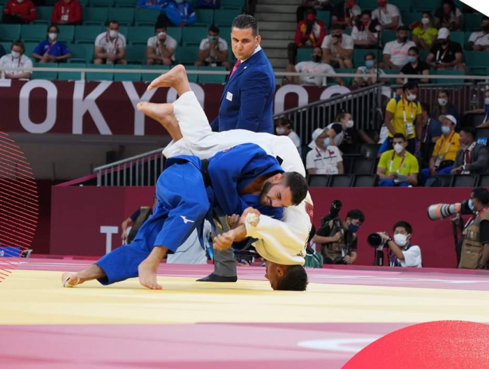 Two Azerbaijani judokas drop out of 2020 Tokyo Olympics