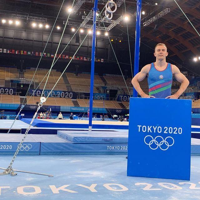 Azerbaijani gymnast Ivan Tikhonov to perform at the Tokyo 2020 Summer Olympics