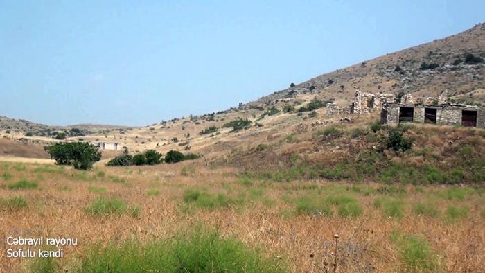 Video   footage of Sofulu village of the Jabrayil region