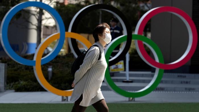 Tokioda medalçılar 30 saniyəlik maskalarını çıxara biləcəklər