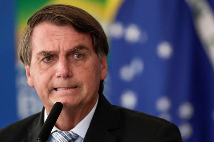 Brazilians take to streets again to demand Bolsonaro