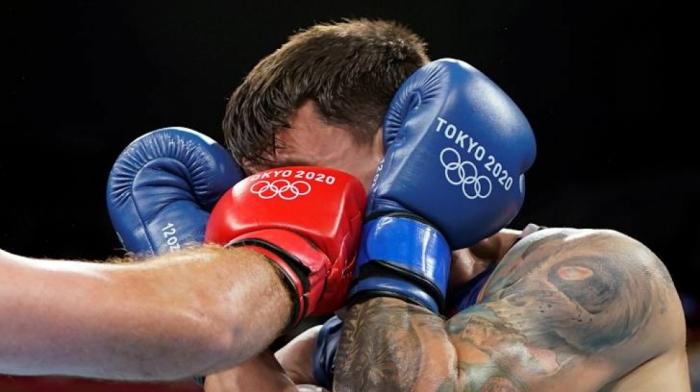 El boxeador azerbaiyano inició su participación en los Juegos Olímpicos de Tokio con una victoria