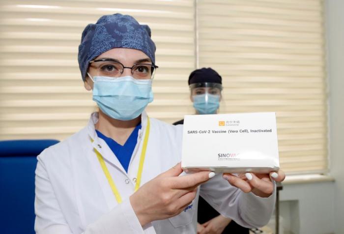 Covid-Impfung in Aserbaidschan mit fast 50.000 Dosen registriert