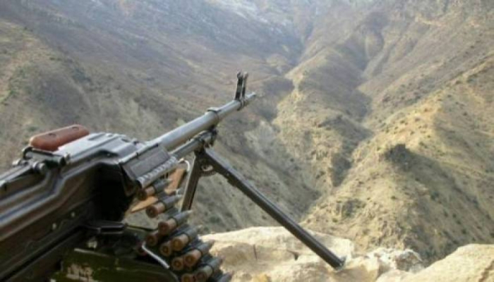 Armenia intensively shells Azerbaijani army's positions in Kalbajar