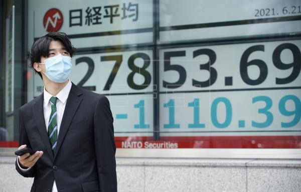 El Nikkei gana un 1,39 % al descanso tras el inicio de Tokio 2020