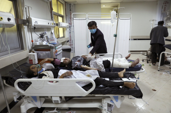 UN records 47% rise in Afghan civilian deaths in 1st half of 2021