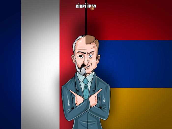 Emmakol Makinyan. The main reason for the chemistry between Pashinyan and Macron -  ANALYSIS