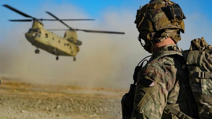 US-General verspricht afghanischen Regierungstruppen weitere Unterstützung mit Luftangriffen