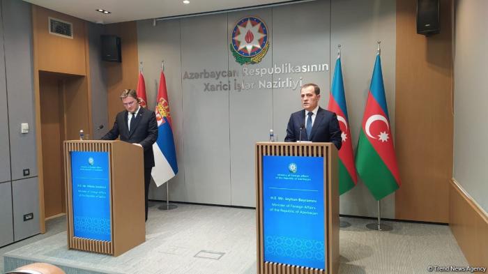 AserbaidschanischerAußenminister:   Armenien nimmt nicht konstruktive Position zur Schaffung eines dauerhaften Friedens in der Region ein
