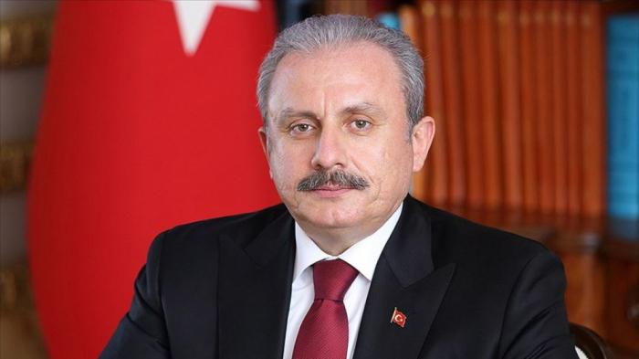 La déclaration de Bakou contribuera à assurer la sécurité dans la région, dit le président du parlement turc