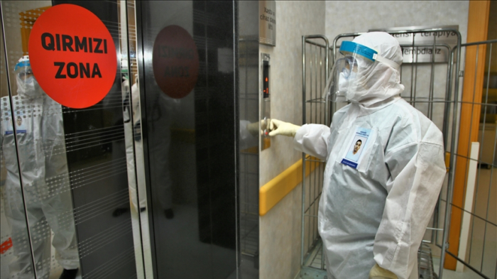 Azerbaijan unveils percentage of coronavirus infection