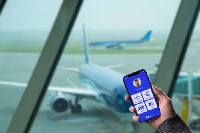 AZAL empezará a probar la aplicación IATA Travel Pass en los destinos más populares