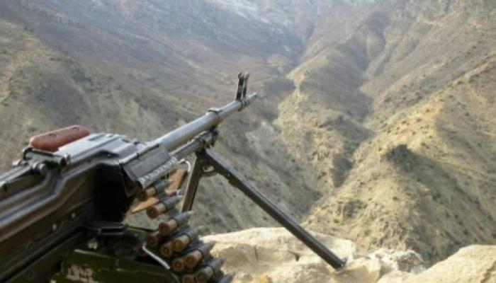 Las posiciones del ejército azerbaiyano en Kalbajar vuelven a ser objeto de un intenso fuego, con dos militares heridos