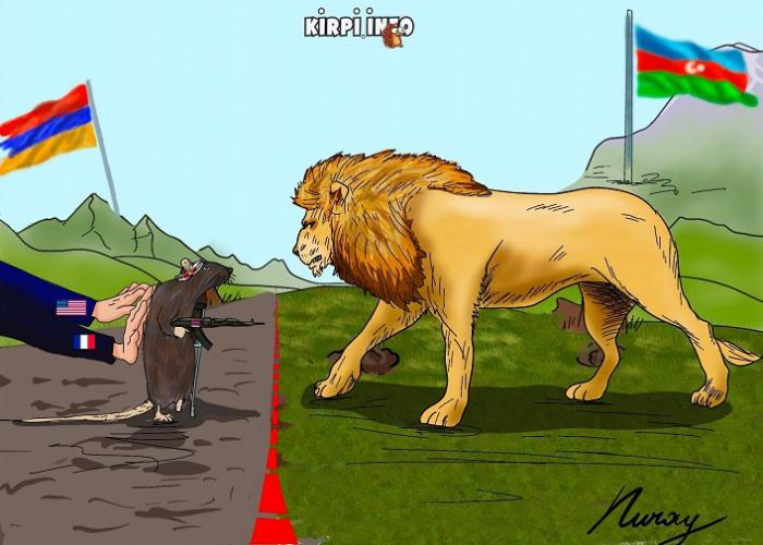 """""""Caja negra"""" de provocaciones armenias en la frontera-   ANÁLISIS"""