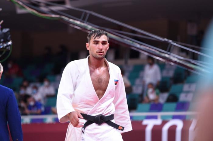 """Zelim Kotsoyev """"Tokio-2020""""ni medalsız başa vurub"""