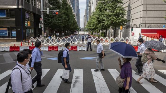 Tokioda virusa yoluxnaların sayı 198 nəfərə çatıb