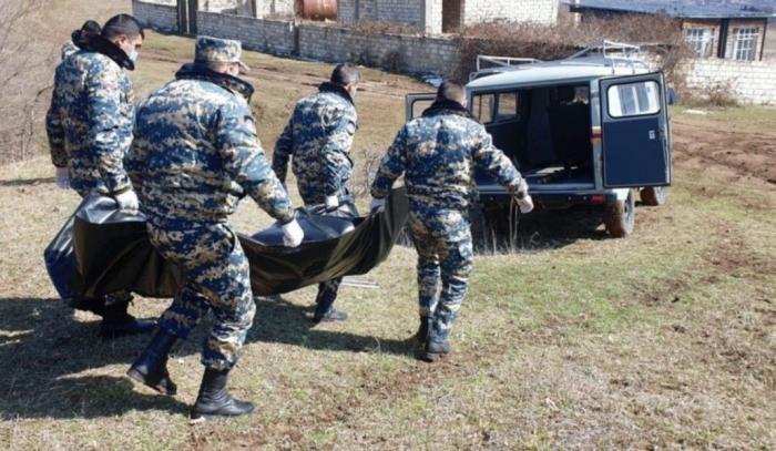 Se encuentran dos cadáveres armenios en Fuzuli