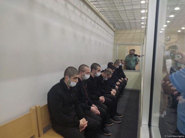 Trial of another Armenian terrorist group continues in Baku