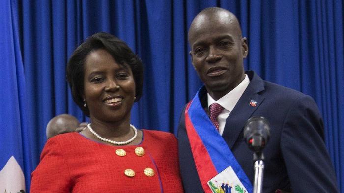 Family of assassinated Haitian Moise president leaves country