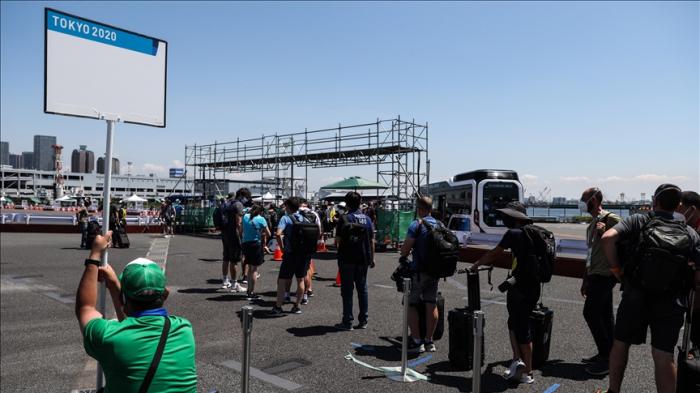 Coronavirus cases at Tokyo Olympics climb to 193
