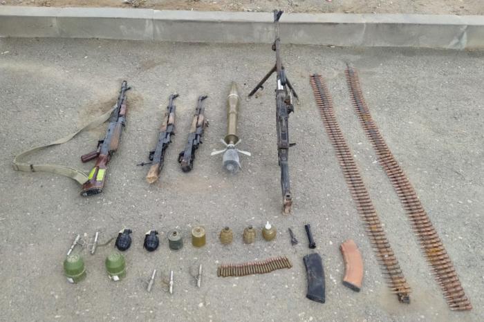 Localizan armas y municiones en Joyalí