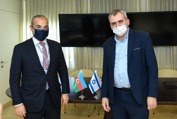 Expansion of co-op to enhance work of Azerbaijani-Israeli commission, says minister