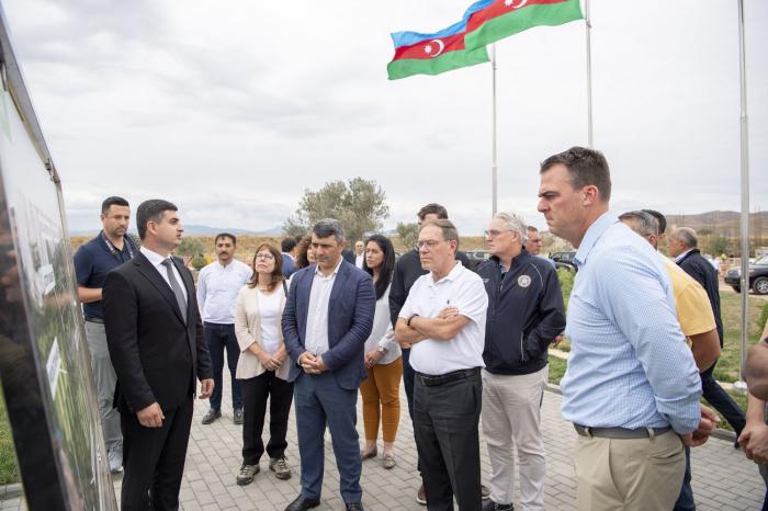 Oklahoma governor arrives in Azerbaijan's Zangilan