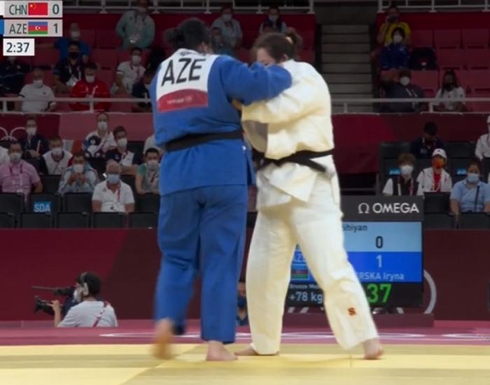 JO Tokyo 2021:   Irina Kindzerska remporte la première médaille de l
