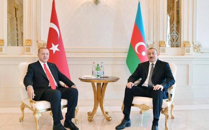 President Aliyev offers condolences to Turkish President