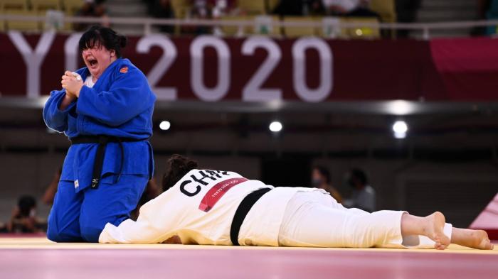 Tokyo Olympics: Irina Kindzerska wins Azerbaijan