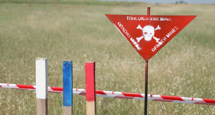 Azerbaijan continues demining operations in its liberated lands