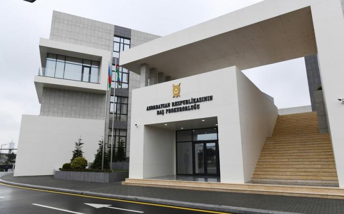 Los materiales de investigación sobre los daños causados a las regiones de Zangilan y Jabrayil se presentan a la Fiscalía General de Azerbaiyán