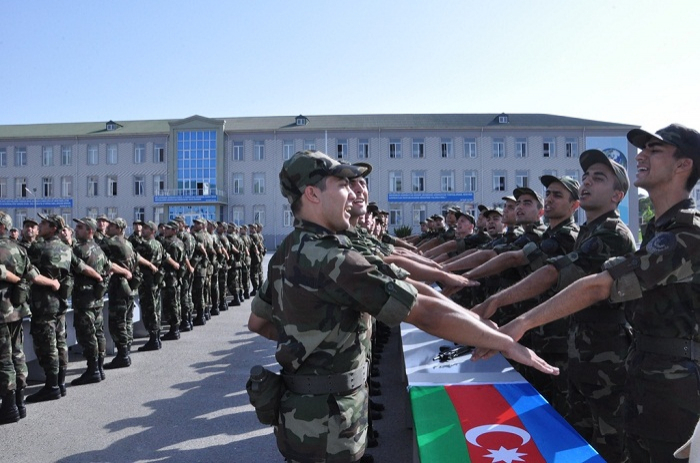 July conscription for active military service ends in Azerbaijan