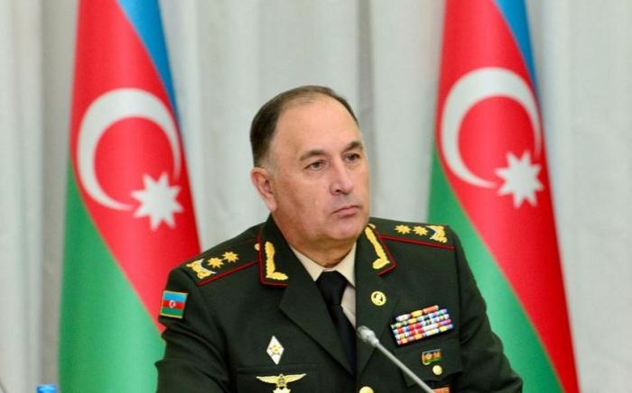 Karim Valiyev ha sido nombrado Jefe de Estado Mayor de Azerbaiyán