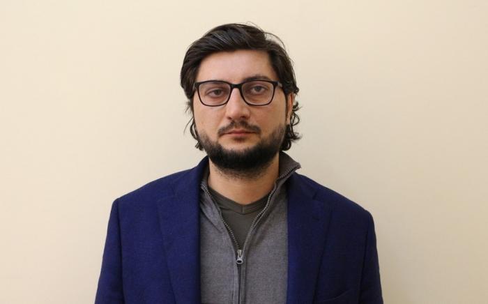 Ramin Hacılı həbs olundu