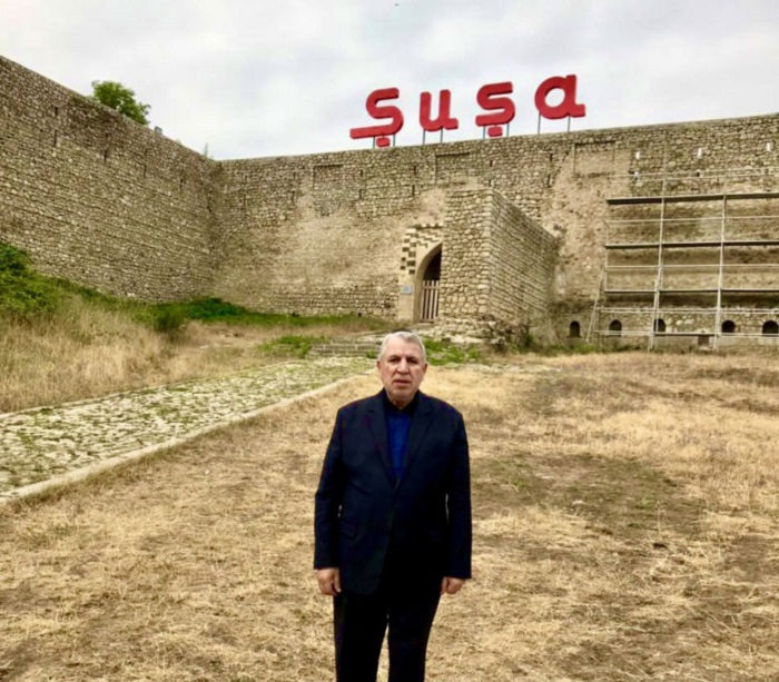 Returning to the Jerusalem of Azerbaijan after 34 years –  OPINION