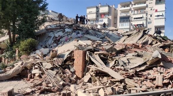 زلزال يضرب جنوبي تركيا