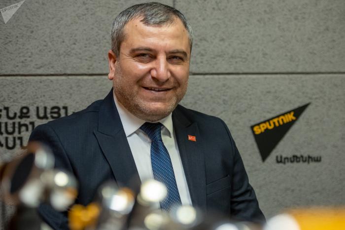 """""""Putin  """"Qarabağ münaqişəsi""""  terminini işlətməkdən çəkindi""""-   Norikyan"""