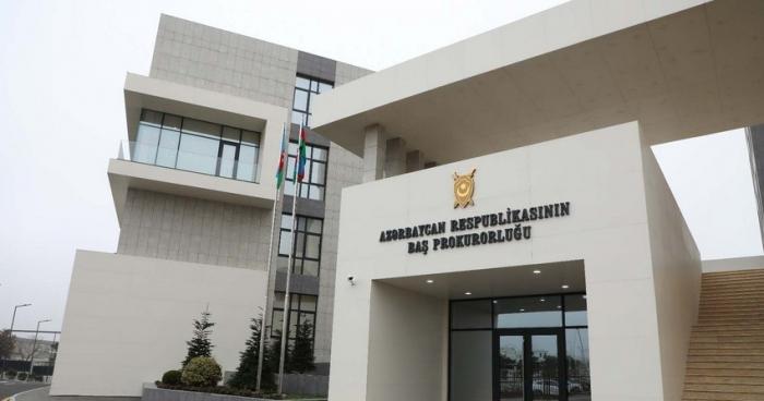 Baş Prokurorluq vətəndaşlara müraciət etdi -    VİDEO