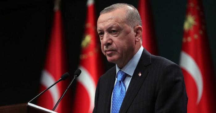 رجب طيب أردوغان يتحدث عن الدعم المعنوي لأذربيجان خلال حرب كاراباخ