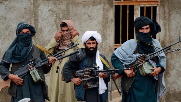"""""""Taliban"""" Əfqanıstanda qalan NATO hərbçilərini işğalçı elan etdi"""