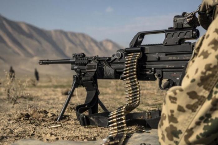 Les troupes arméniennes ont tiré sur les positions de l