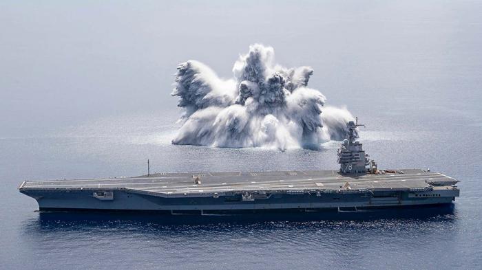 Yeni silah sınağı:   ABŞ donanması Florida sahillərində zəlzələ yaratdı