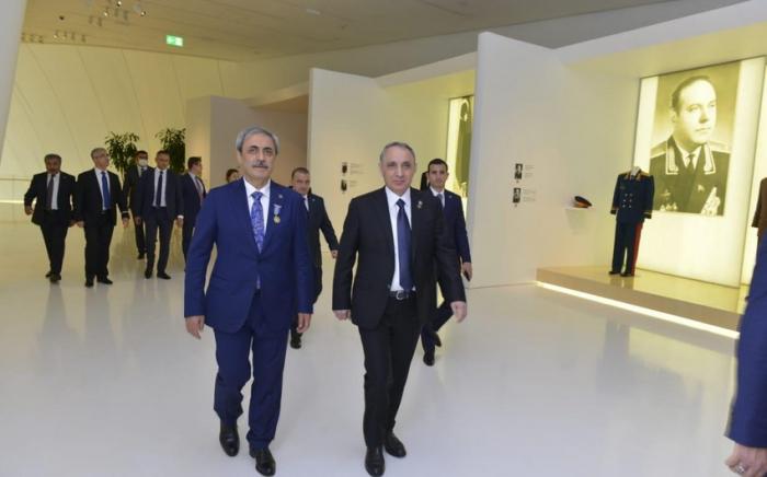 Türkiyənin Baş prokuroru Kamran Əliyevə zəng edib