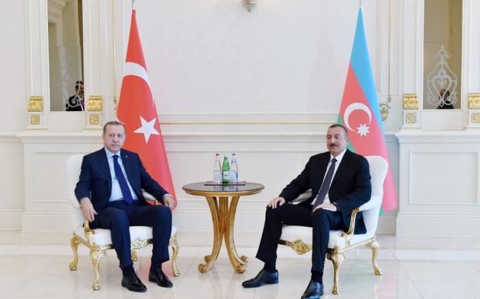 Azerbaijan always stands by Turkey - President Aliyev
