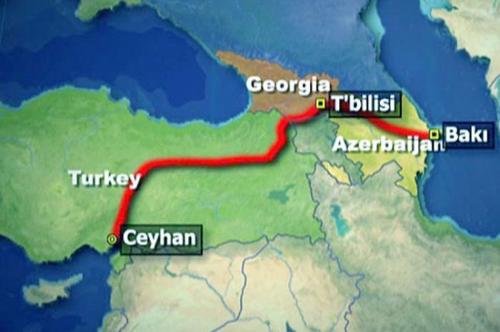 تصدير نحو 100 مليون طن من البترول الأذربيجاني من جيهان خلال العام الجاري